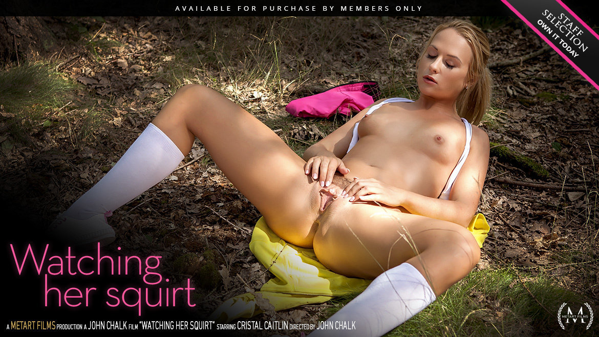 Watching Her Squirt