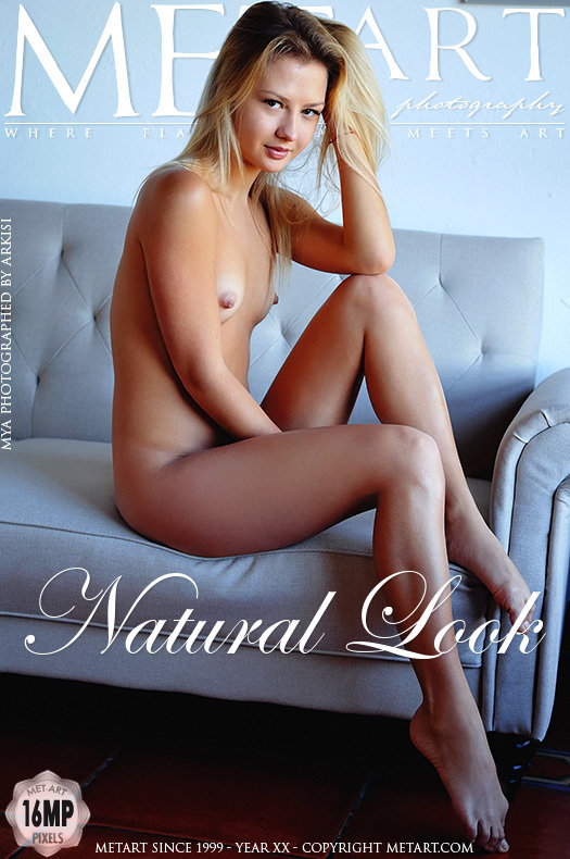 Mya: Natural Look