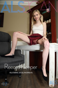 ALSScan - Jocelyn Sweets - Record Keeper by Als Photographer